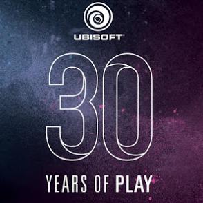 ubisoft compie 30 anni