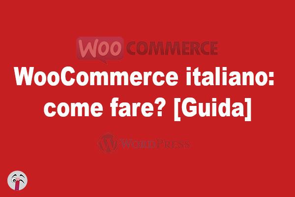 woocommerce italiano
