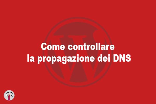 Come controllare la propagazione dei DNS